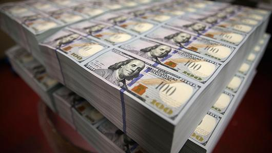 pénznyomtatás